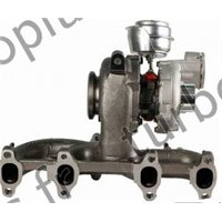Turbo Seat Altea Phase II 1.9 TDI 90, 105 CV 751851-0003