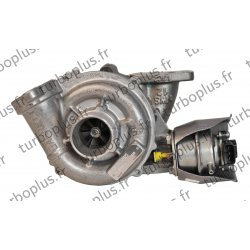Turbo Peugeot DS III 1.6 HDI 112 CV 762328