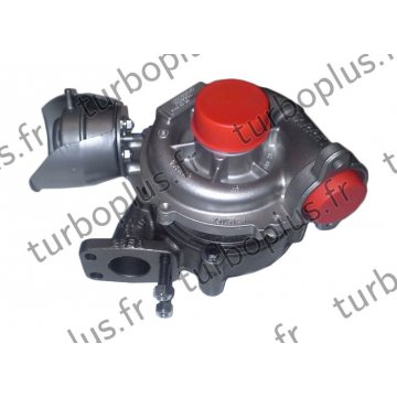 Turbo Citroen C4 1.6 HDI 110 CV 753420, 740821, 750030
