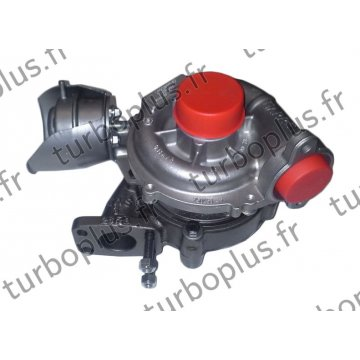 Turbo Ford Focus II 1.6 TDCI 90, 110 CV 753420, 740821, 750030