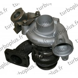 Turbo Citroen Partner 1.6 HDI 90, 92 CV 49173