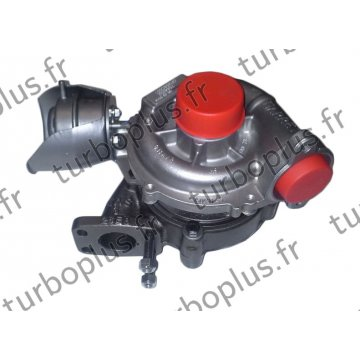 Turbo Ford Focus II Phase II 1.6 TDCI 109 CV 753420, 740821, 750030