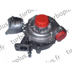 Turbo Ford Fusion 1.6 TDCI 90 CV 753420, 740821, 750030