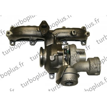 Turbo Skoda Roomster 1.9 TDI 105 CV 54399880022, 54399900011