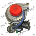 Turbo Iveco Agricultural 4.0 Diesel 184 CV 755310, 7553101