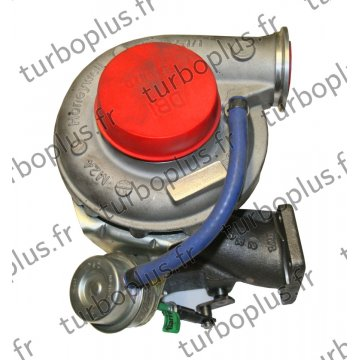 Turbo Fiat Iveco Agricultural 4.0 Diesel 184 CV 755310, 7553101