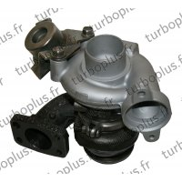 Turbo pour Peugeot Partner 1.6 HDI 90, 92 CV