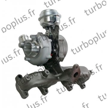 Turbo Volkswagen Sharan II 1.9 TDI 116 CV 454232
